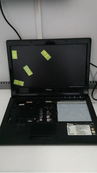 Carcaça Completa Notebook Philco 14d-p723ws