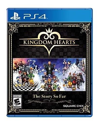 Kingdom Hearts The Story So Far - Ps4