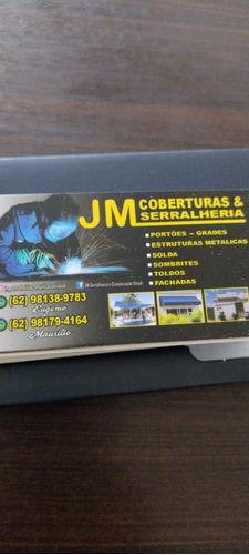 Imagem 1 de 5 de Jm Serralheria E Coberturas