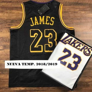Lebron James Los Angeles Lakers 2019 Sublimada - A Pedido