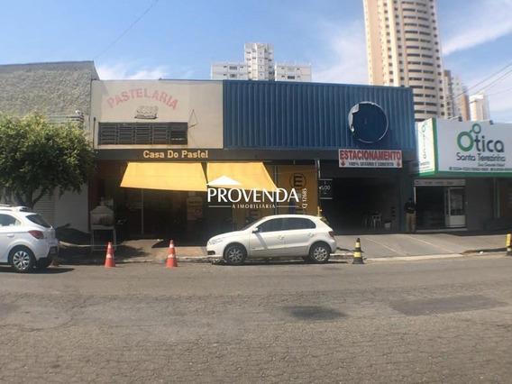 Galpão À Venda, 450 M² Por R$ 1.200.000 - Setor Central - Go - Vendagal0055