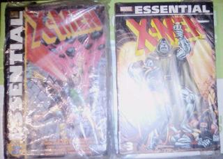 Essential X Men Omnibus Ingles Varios Numeros