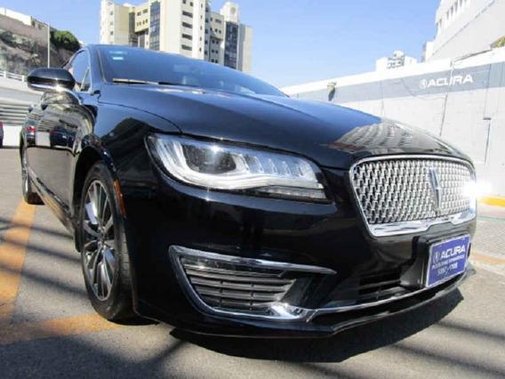 Lincoln Mkz 2017 4p Select L4/2.0 Aut/t Aut