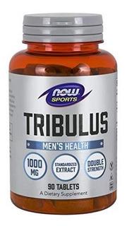 Tribulus Now Foods Original Importado 90 Cps Melhora Libido