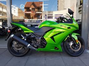 Kawasaki Ninja 250 R Edicion Limitada Verde Permuto Financio