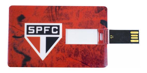 Pendrive Cartão 3.8gb - Spfc