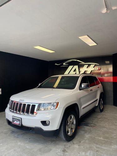Imagen 1 de 14 de Jeep Grand Cherokee Limited 2013