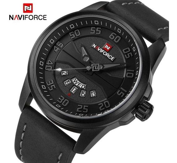 Relógio Masculino Esportivo Luxo Naviforce Original