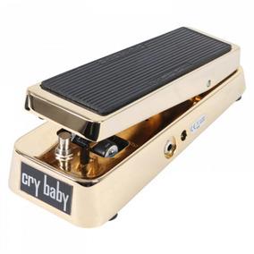 Pedal Para Guitarra Dunlop Cry Baby Wah Gcb95g