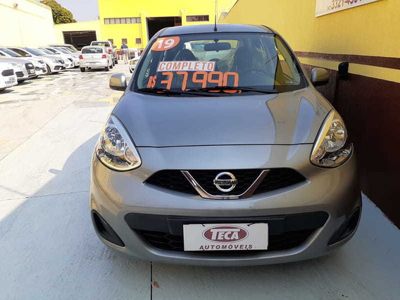 Nissan March 1.0 S 12v Flex 4p Manual 2019