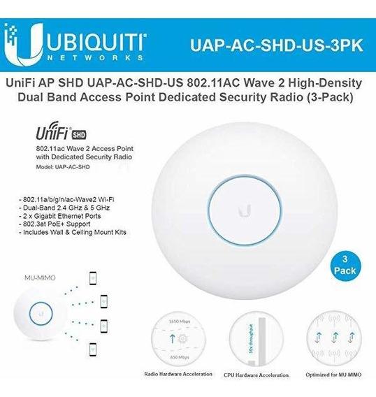 Access Point Ubiquiti Unifi Ac Shd 802.11ac Wave 2 Dual-ba ®