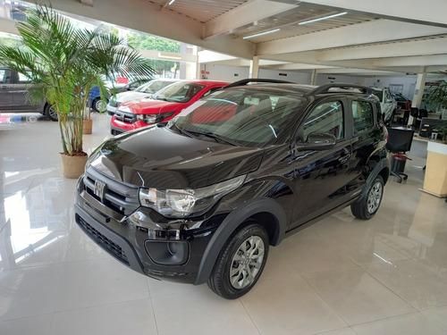Fiat Mobi Treekking 2121  54,983