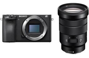 Sony A6500 + 18-105mm F/4g Oss - C/ Recibo