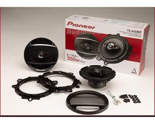Parlante Pioneer Ts-a1680f 16cm 350w 4 Vias 2019playsound