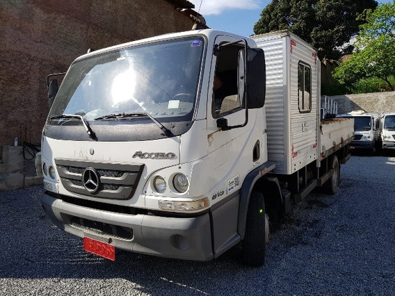 Mercedes-bens Acello 815 C Ano 2015/2016 Cabine Suplementar