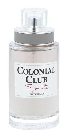 Jeanne Arthes Colonial Club Signature Edt Masculino 100ml
