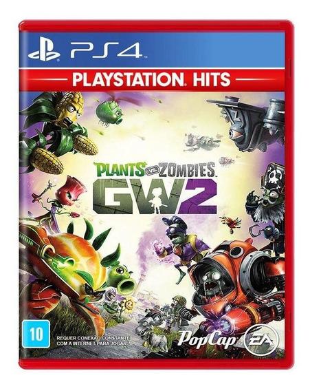 Plants Vs Zombies Garden Warfare 2 Ps4 Mídia Física Lacrado