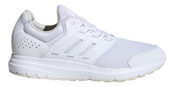 Zapatillas adidas Galaxy 4 Blanca De Mujer