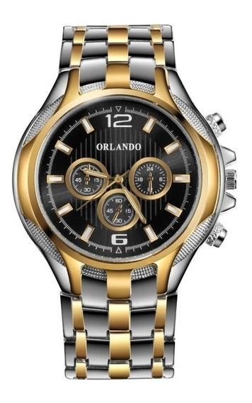Relógio Masculino Orlando Clássico