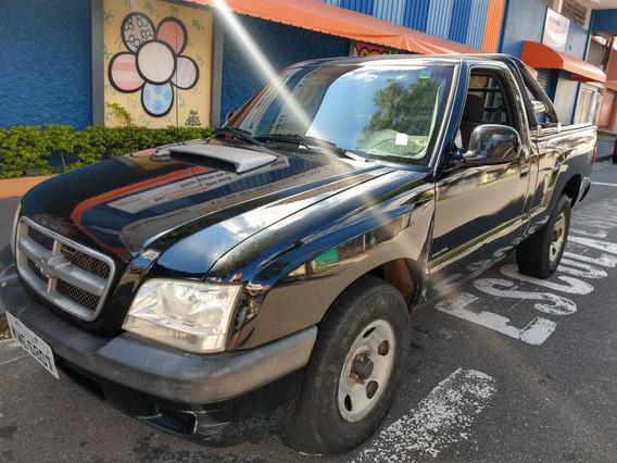 Chevrolet S10 2007 2.8 Colina Cab. Simples 4x4 2p