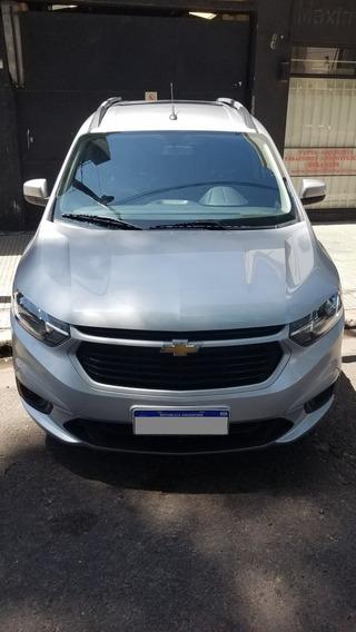 Chevrolet Spin 2020 Full Linea Nueva - Patentado Y Retirado-