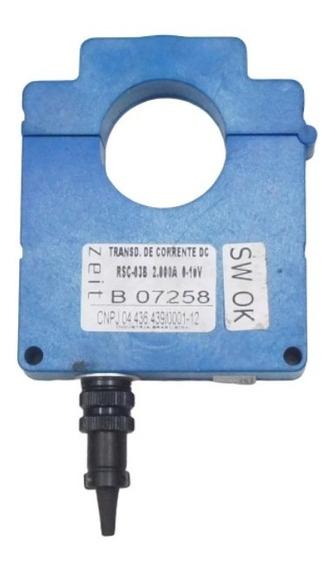 Transdutor De Corrente B 07258 Dc 2000a 0-10v (rsc-03b)