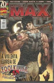 Marvel Max 71 - Panini - Bonellihq Cx17 C19