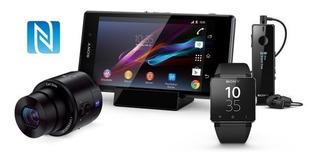 Sony Xperia Z1 + Smartwatch Sony Sw2 Todo Por $3,499