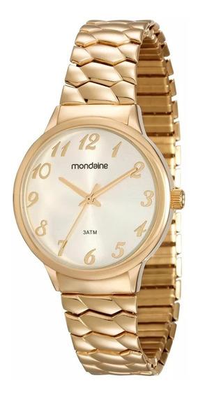 Relógio De Pulso Feminino Mondaine 83313lpmgde2