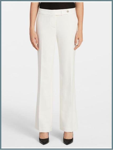 Calvin Klein. Pantalon De Vestir Para Dama. Usado Talla 6