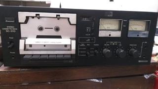 Deck Cassettera Sansui Sc - 3110