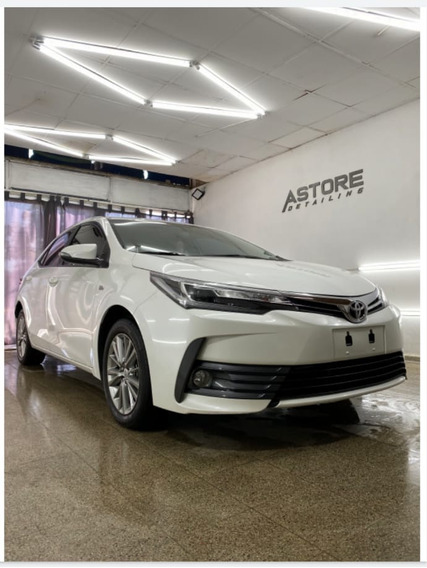 Toyota Corolla 2018 Xei Cvt 140 L/14