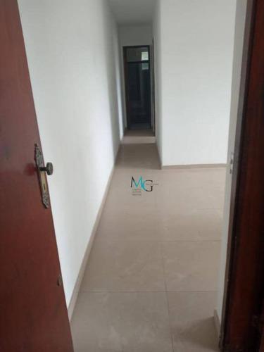 Imagem 1 de 27 de Apartamento Com 2 Dormitórios, 60 M² - Venda Por R$ 140.000,00 Ou Aluguel Por R$ 1.100,00/mês - Campo Grande - Rio De Janeiro/rj - Ap0246
