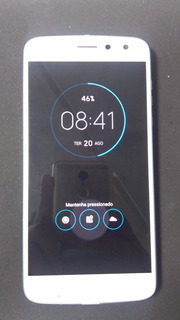Motorola Moto Z2 Play 64gb Topázio