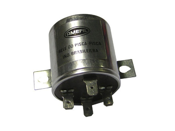 1227 - Rele Do Pisca 12v 42w Mercedes Mb1111 P211