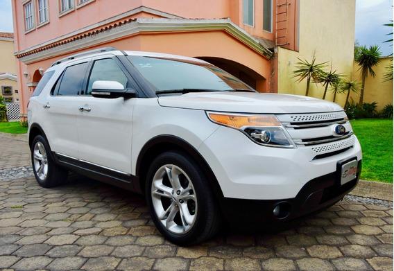 Ford Explorer Limited 2015 Factura Agencia, Tomo Auto