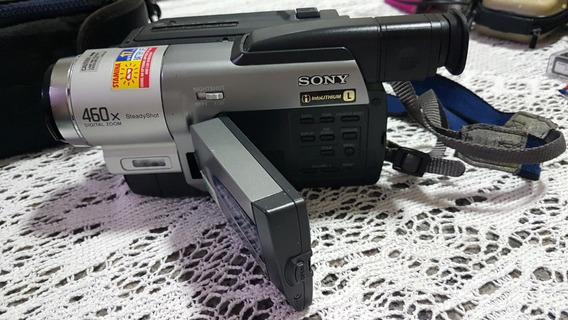Camera Filmadora Sony Handcam Vision Ccd-trn68 - Video H8i