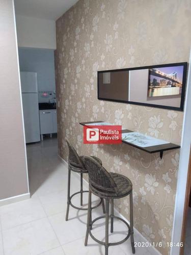 Apartamento Com 2 Dormitórios À Venda- Vila Voturua - São Vicente/sp - Ap30041