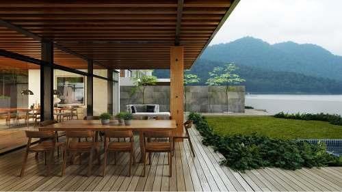 Dos Casas Con Frente Al Lago La Peña
