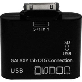 Cabo Adaptador 5 Em 1 Otg Para Tablet Samsung Galaxy Tab
