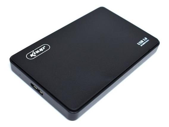 Case Usb 3.0 Externa Hd Sata Ssd Laptop 2,5 Xbox One Ps4 Box