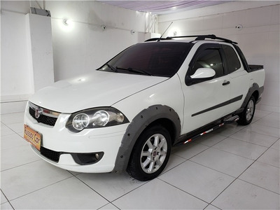 Fiat Strada 1.6 Mpi Trekking Cd 16v Flex 2p Manual