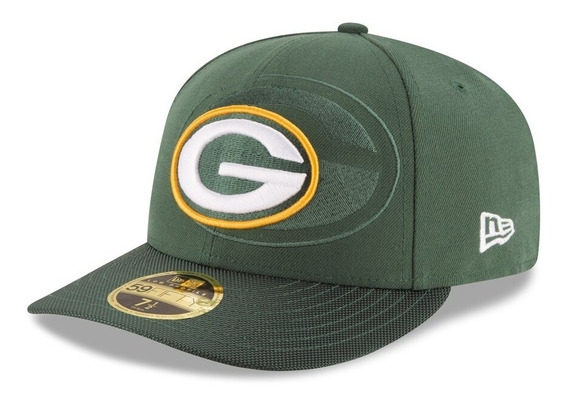 Gorra New Era Green Bay Packers 59fifty Low Profile
