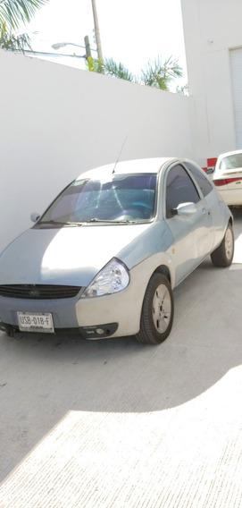 Ford Ka 1.6 Street Ka Mt 2002