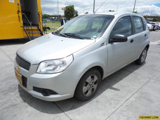 Chevrolet Aveo Emotion Gt Mt 1600 Cc 5p Aa 1ab