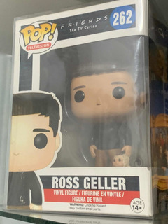 Funko Pop Ross Geller Friends Tv Series 262