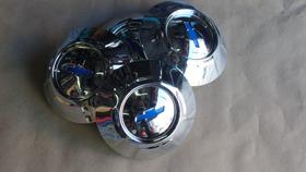 Jogo Calotas Chevrolet Brasil Original