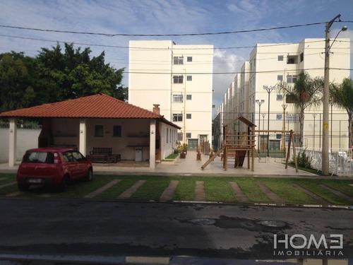 Apartamento Com 2 Dormitórios À Venda, 43 M² Por R$ 155.000,00 - Campo Grande - Rio De Janeiro/rj - Ap2511