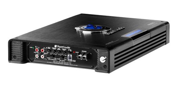 Planta Potencia Amplificador De Audio Para Vehiculo De 4000w