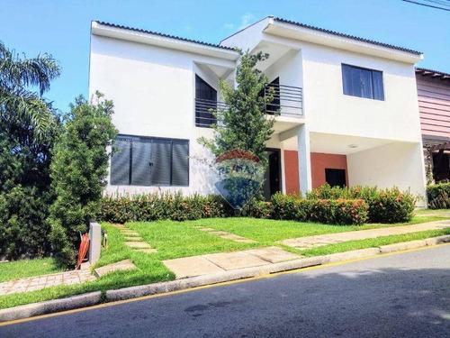 Imagem 1 de 21 de Casa Á Venda - Condomínio Alphagarden - Cuiabá/mt - Ca0780